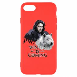 Чохол для iPhone 8 Winter is coming I