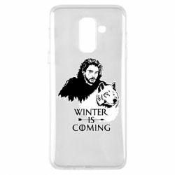 Чохол для Samsung A6+ 2018 Winter is coming I