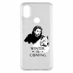 Чохол для Xiaomi Mi A2 Winter is coming I