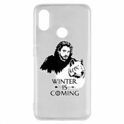 Чохол для Xiaomi Mi8 Winter is coming I