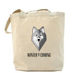 Сумка Winter is coming Wolf - FatLine