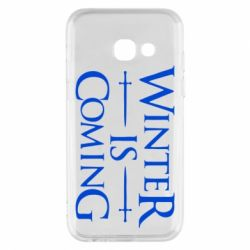 Чехол для Samsung A3 2017 Winter is coming
