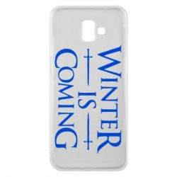 Чехол для Samsung J6 Plus 2018 Winter is coming