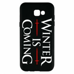 Чехол для Samsung A7 2017 Winter is coming