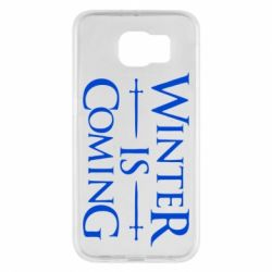 Чехол для Samsung S6 Winter is coming