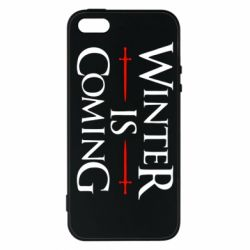Чехол для iPhone5/5S/SE Winter is coming