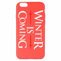 Чехол для iPhone 6 Plus/6S Plus Winter is coming