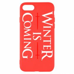 Чехол для iPhone 7 Winter is coming