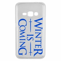 Чехол для Samsung J1 2016 Winter is coming