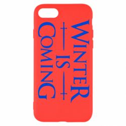 Чехол для iPhone 8 Winter is coming