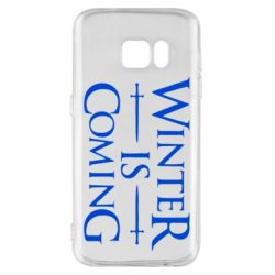 Чехол для Samsung S7 Winter is coming