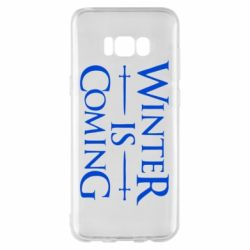 Чехол для Samsung S8+ Winter is coming