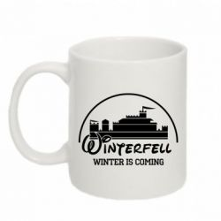 Кружка 320ml Winterfell