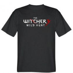 Мужская футболка Witcher 3 Wild Hunt - FatLine
