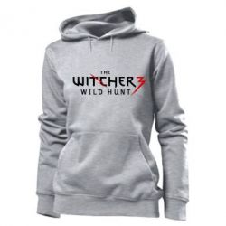 Женская толстовка Witcher 3 Wild Hunt - FatLine
