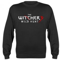 Реглан (свитшот) Witcher 3 Wild Hunt