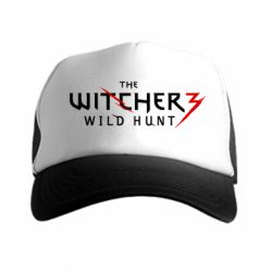 Кепка-тракер Witcher 3 Wild Hunt - FatLine