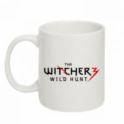 Кружка 320ml Witcher 3 Wild Hunt