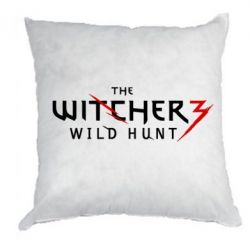 Подушка Witcher 3 Wild Hunt