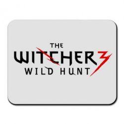 Коврик для мыши Witcher 3 Wild Hunt - FatLine