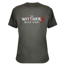 Камуфляжная футболка Witcher 3 Wild Hunt - FatLine
