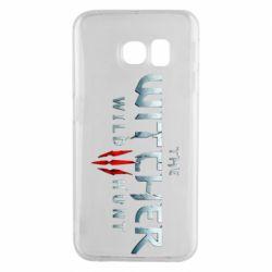 Чехол для Samsung S6 EDGE Witcher Logo