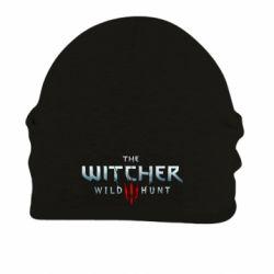 Шапка на флисе Witcher Logo