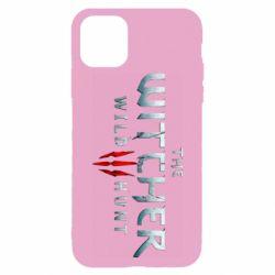 Чехол для iPhone 11 Pro Max Witcher Logo