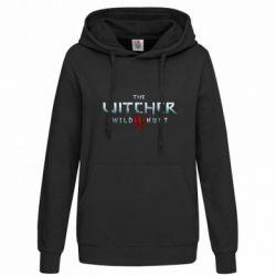 Женская толстовка Witcher Logo