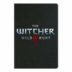 Блокнот А5 Witcher Logo