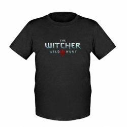 Детская футболка Witcher Logo