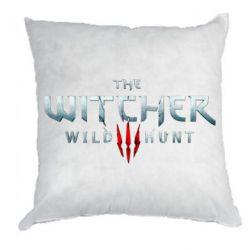 Подушка Witcher Logo