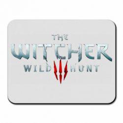 Коврик для мыши Witcher Logo