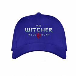 Детская кепка Witcher Logo