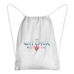Рюкзак-мешок Witcher Logo