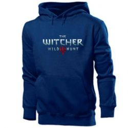 Мужская толстовка Witcher Logo