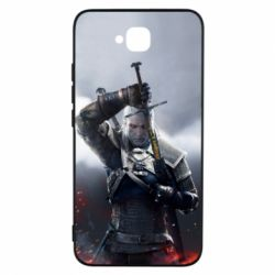 Чохол для Huawei Y6 Pro 2018 Witcher with a sword bb57162515d32