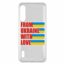 Чохол для Xiaomi Mi A3 With love from Ukraine