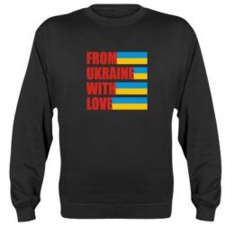 Реглан With love from Ukraine - FatLine