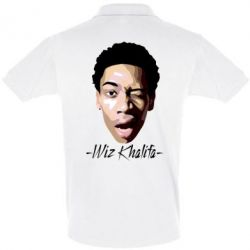 Футболка Поло Wiz Khalifa Face