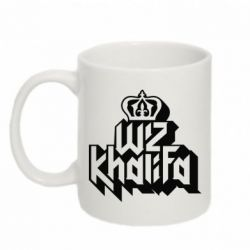 Кружка 320ml Wiz Khalifa Logo