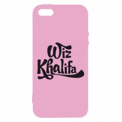 Чехол для iPhone5/5S/SE Wiz Khalifa