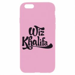 Чехол для iPhone 6/6S Wiz Khalifa