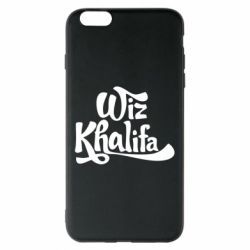 Чехол для iPhone 6 Plus/6S Plus Wiz Khalifa