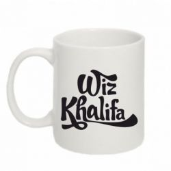 Кружка 320ml Wiz Khalifa