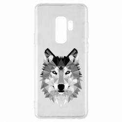 Чохол для Samsung S9+ Wolf Art