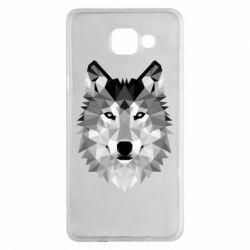 Чохол для Samsung A5 2016 Wolf Art