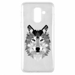 Чохол для Samsung A6+ 2018 Wolf Art