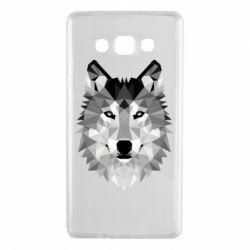 Чохол для Samsung A7 2015 Wolf Art