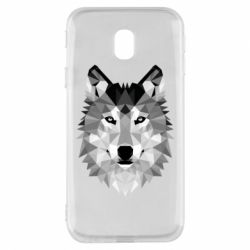 Чохол для Samsung J3 2017 Wolf Art
